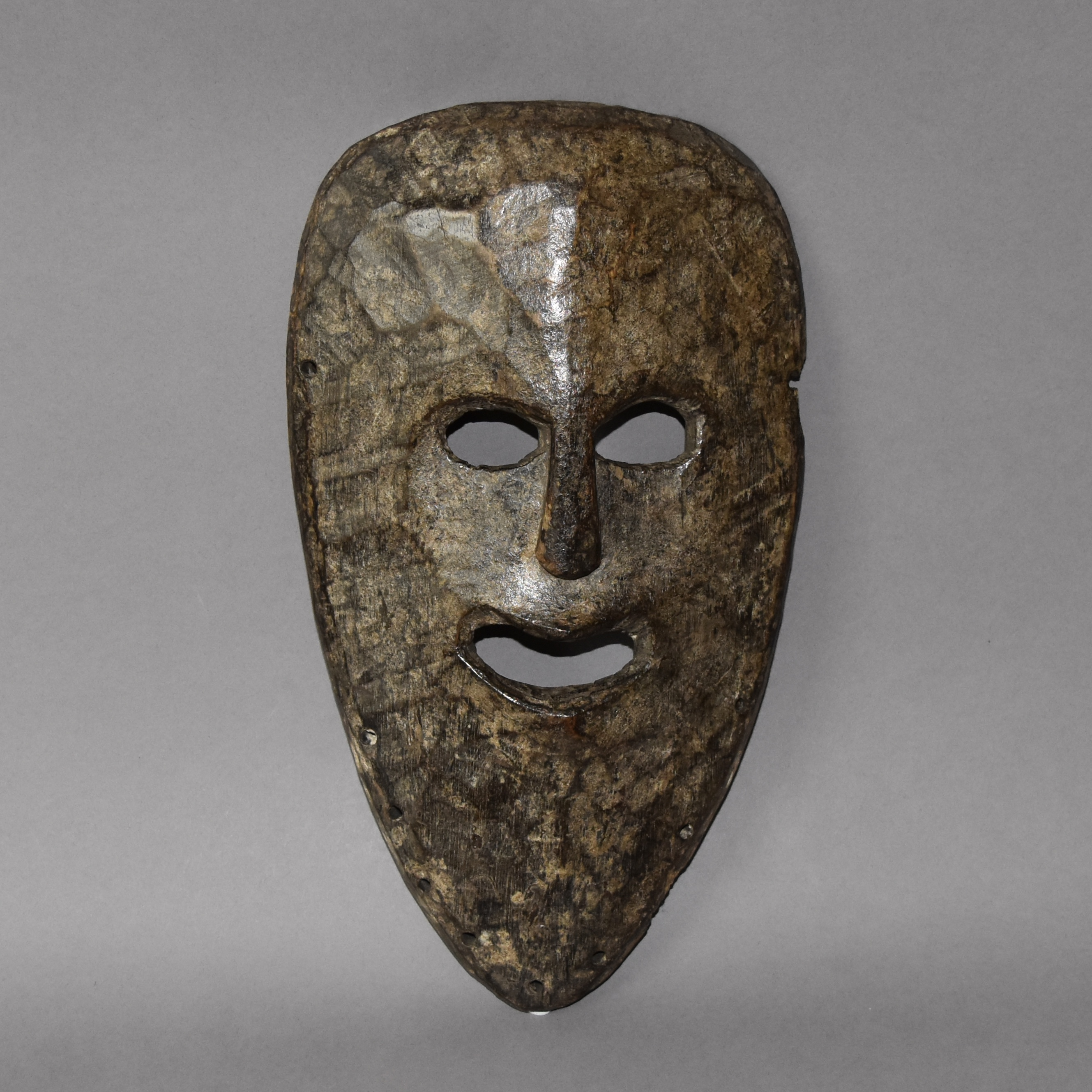 SD A ELEMENTAL SUKUMA TRIBE MASK FROM TANZANIA ( No 541 )