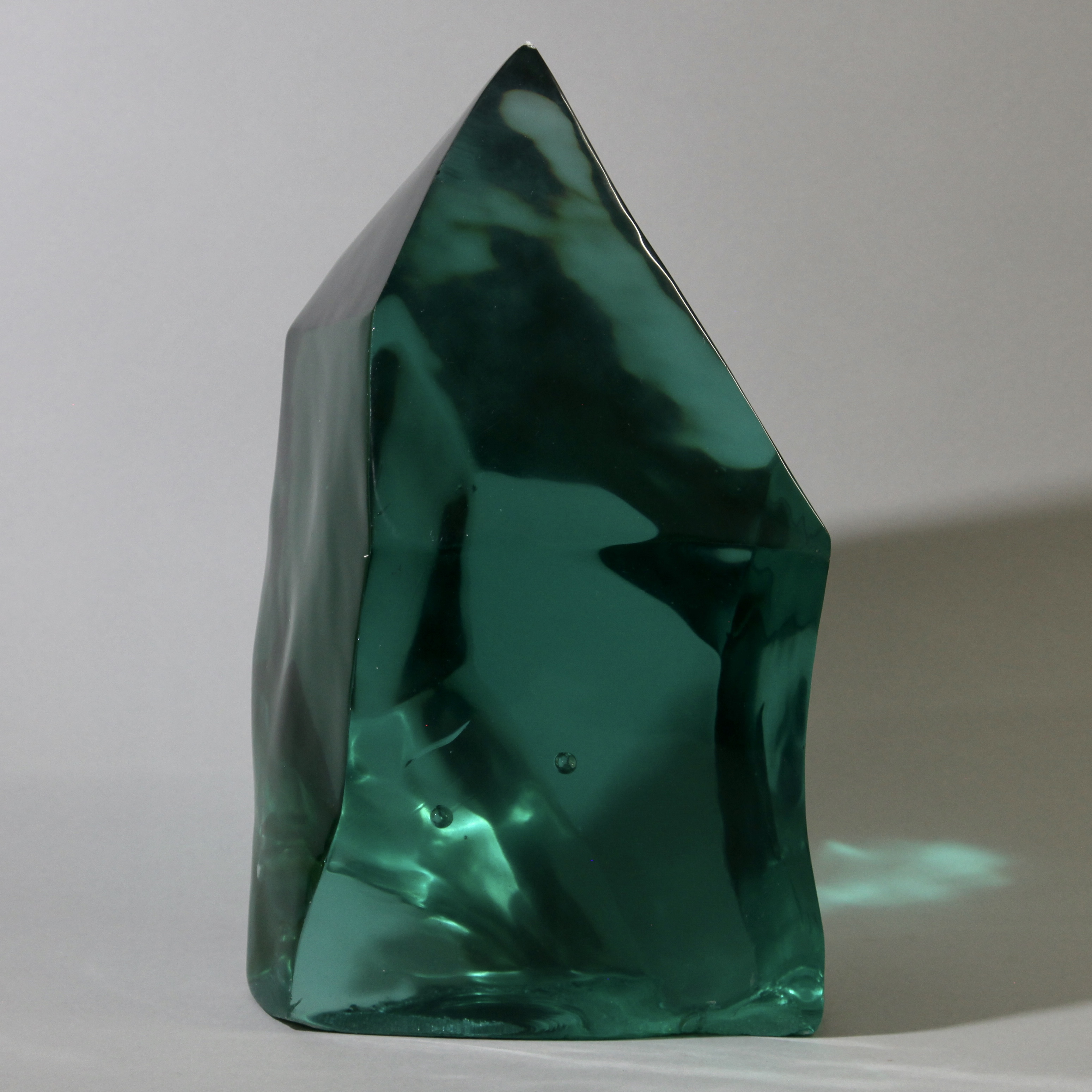 A LARGE LUSCIOUS GLASS FORM ( No 1334)