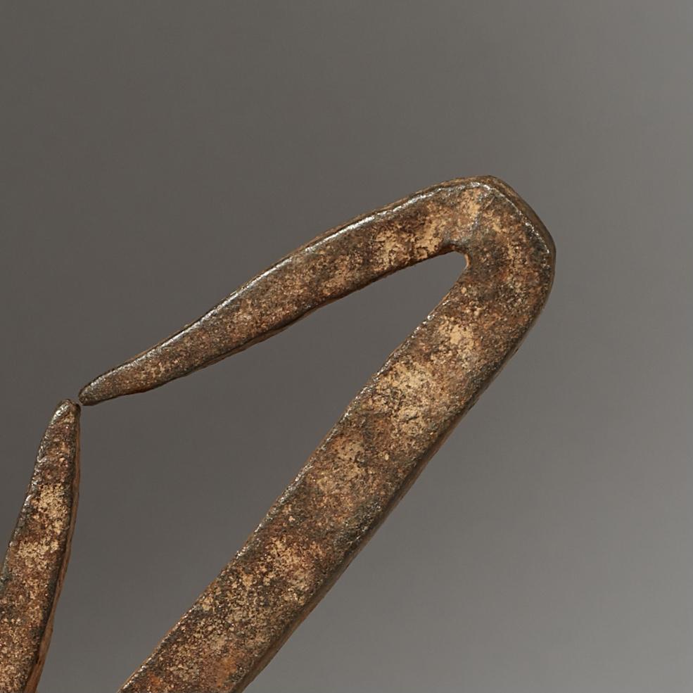 AN IRON FIRE STARTER FROM BURKINA FASO ( No 4137 )