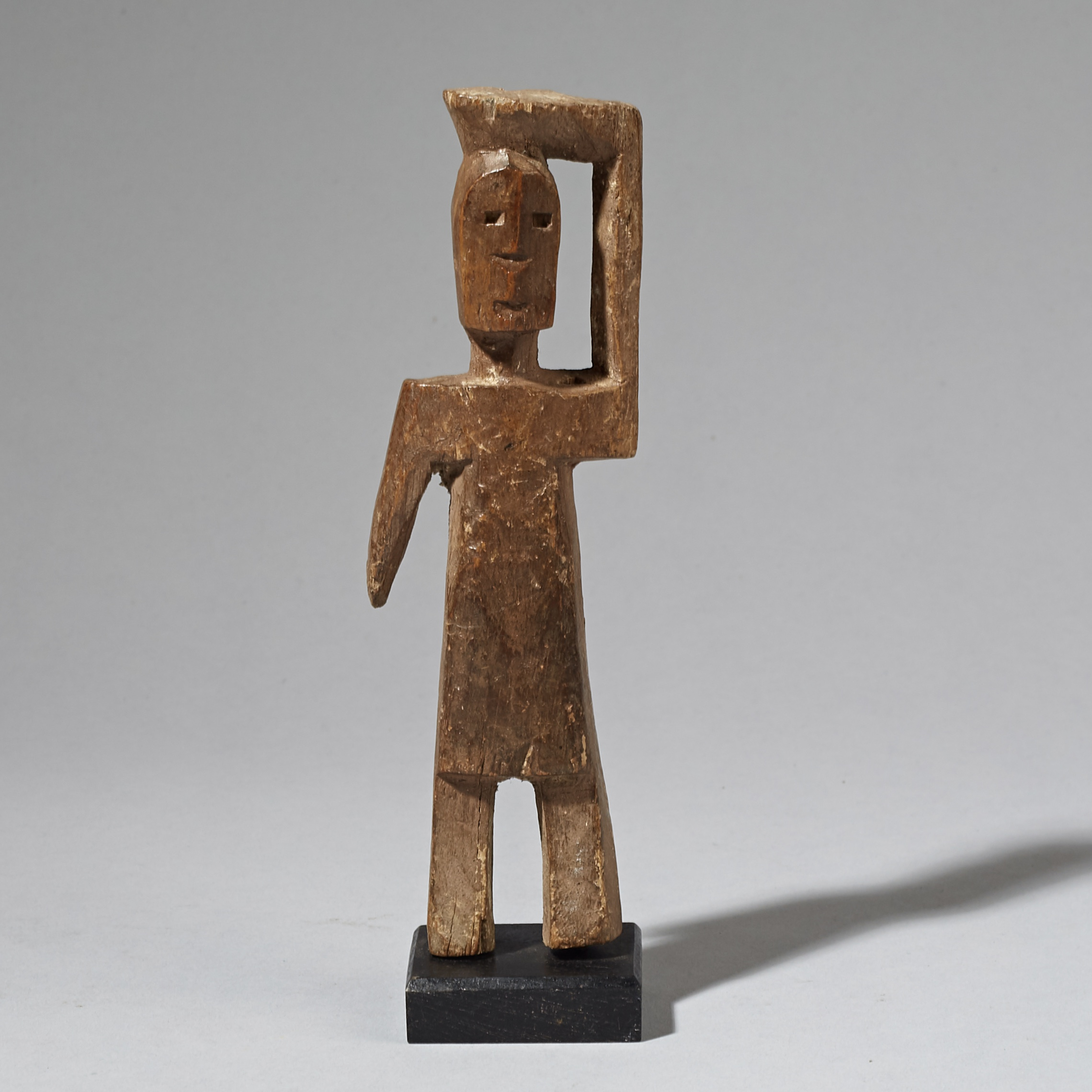 A CHARMING WATER CARRIER FROM ADAN TRIBE GHANA ( No 2974 )