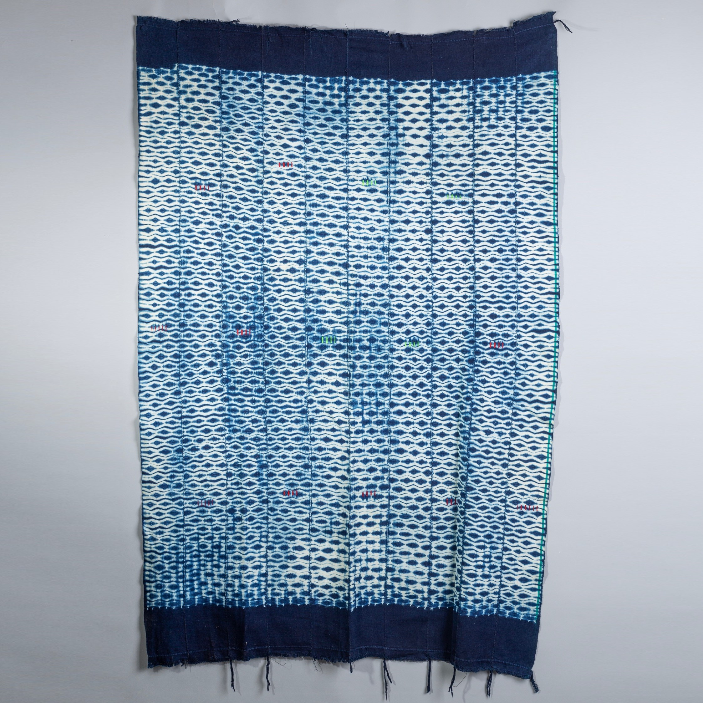 A GORGEOUS WATERY MOSSI CLOTH ( No 1912 )