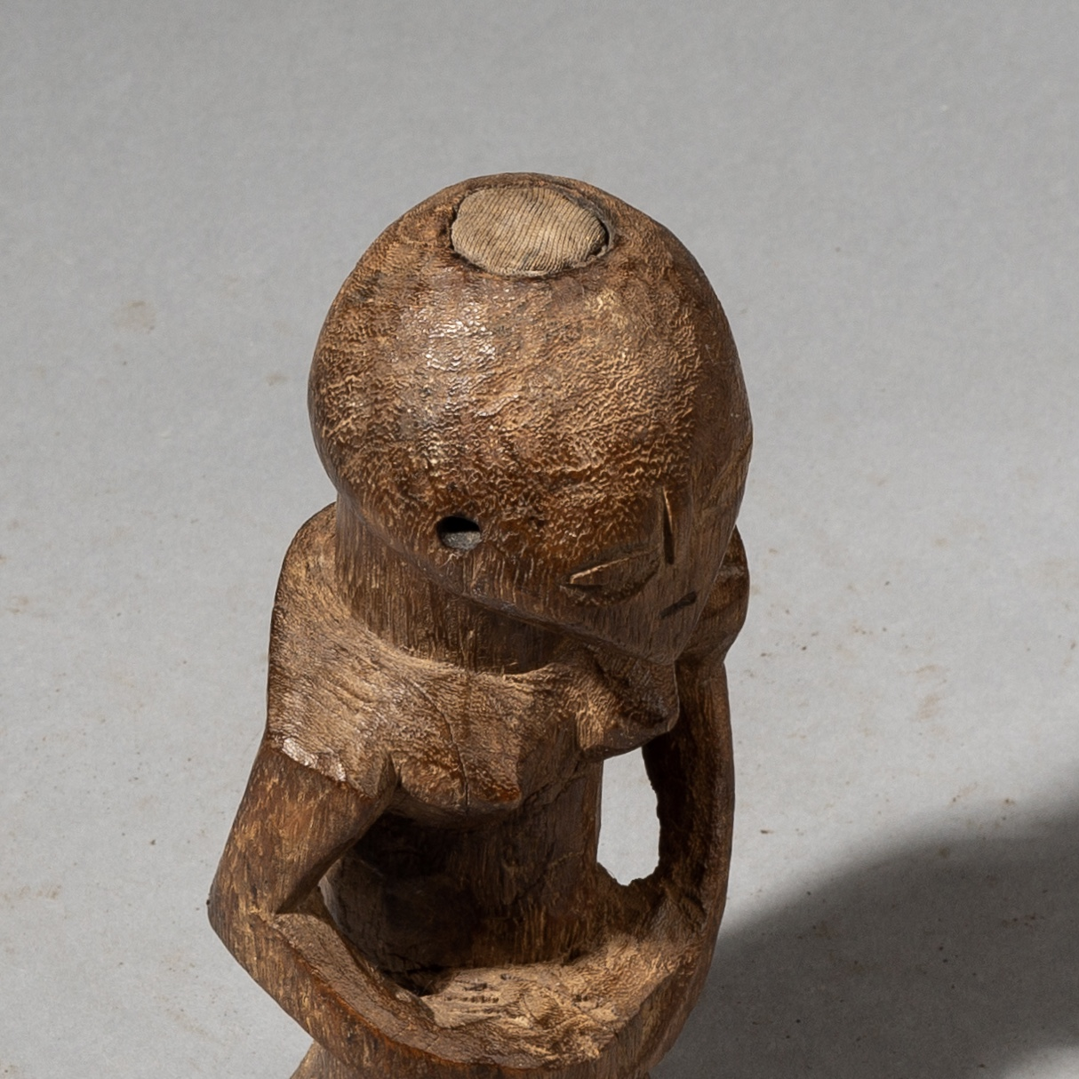 A CHARMING SONGYE CHARM FROM THE CONGO ( No 3569 )