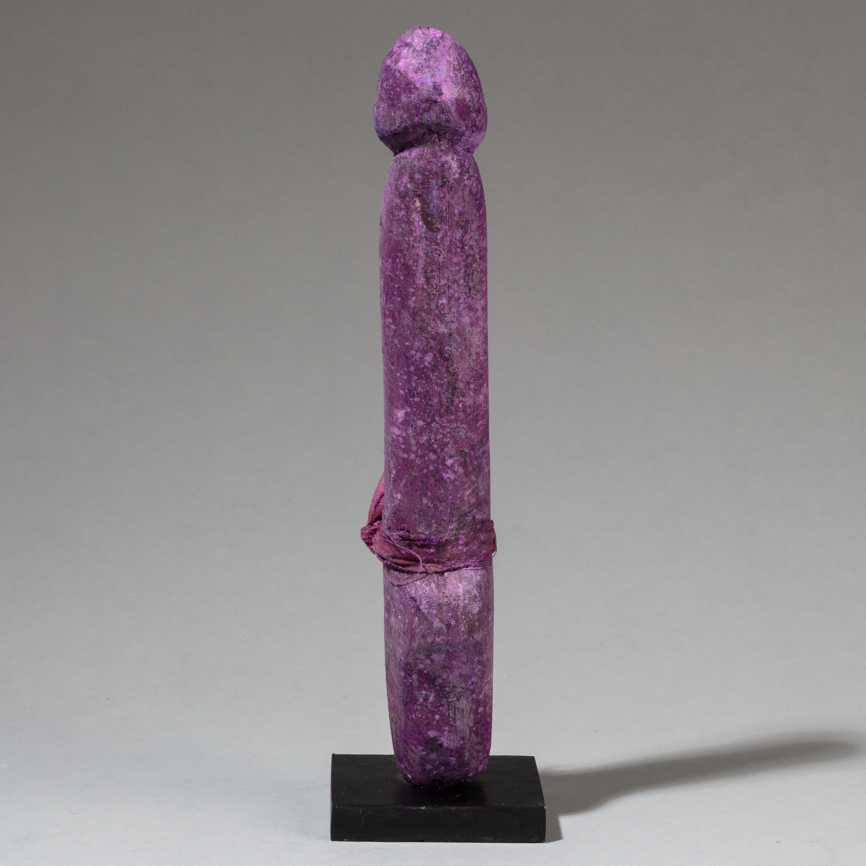 A POTENT FERTILITY OBJECT FROM EWE TRIBE GHANA ( No 3462 )