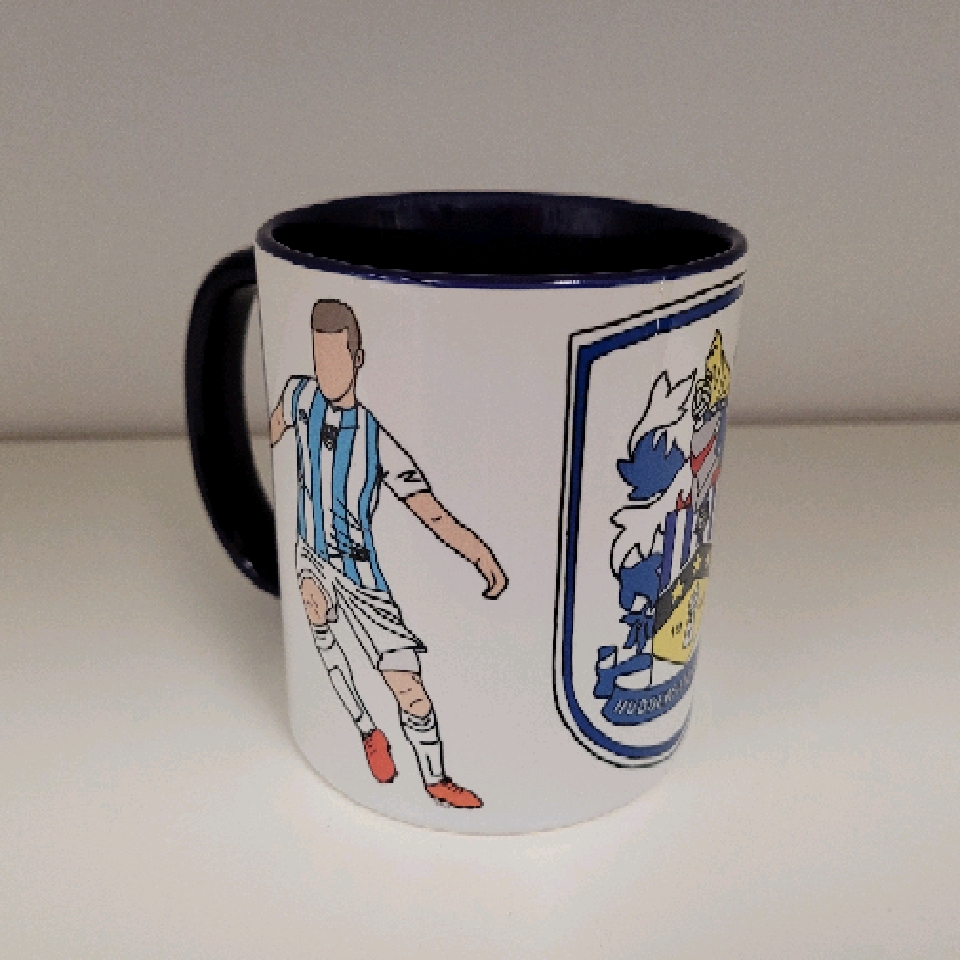 Huddersfield Town HTAFC Mug