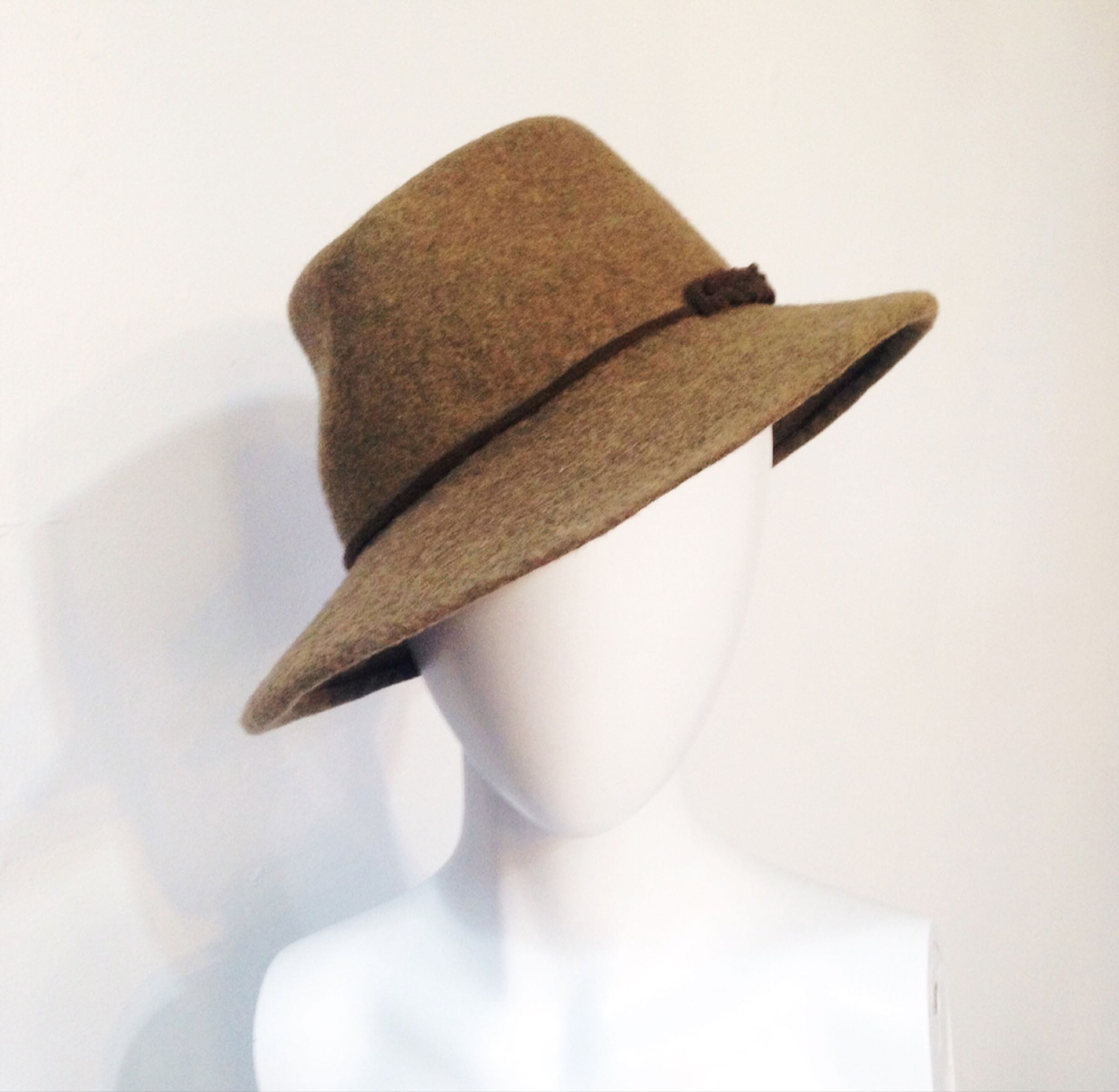 Westbury - Fedora - wired brim