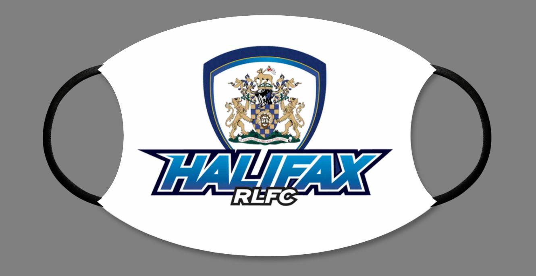 Halifax RLFC Face Mask