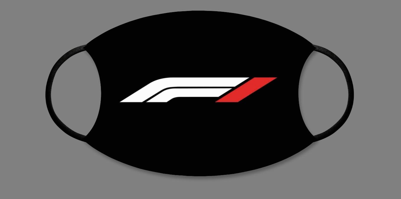 Formula 1 Face Mask