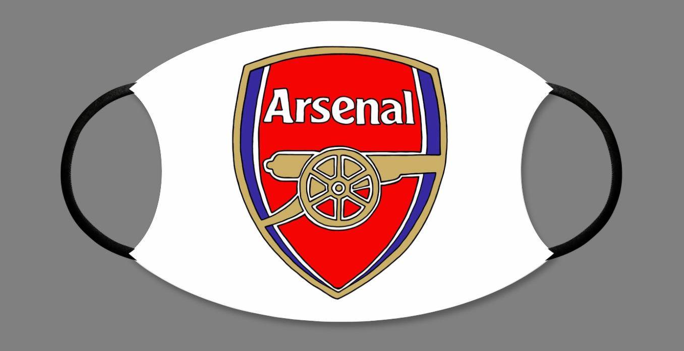 Arsenal (AFC) Face Mask