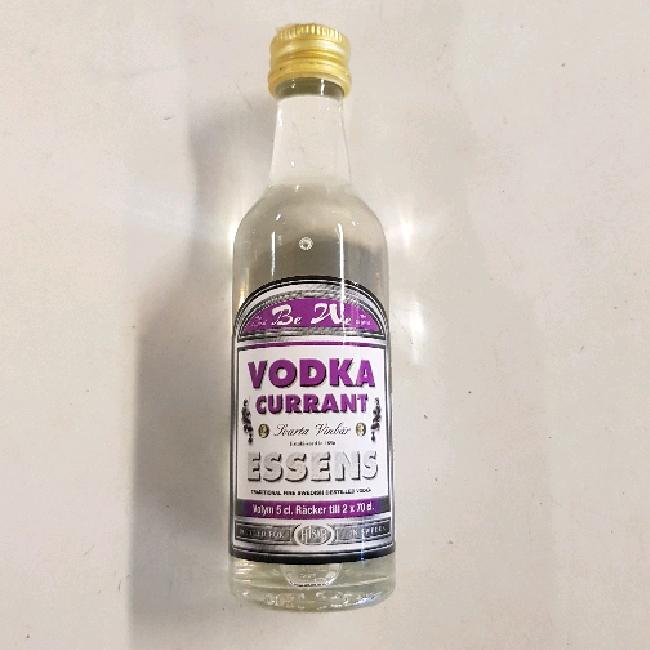 Vodka currant