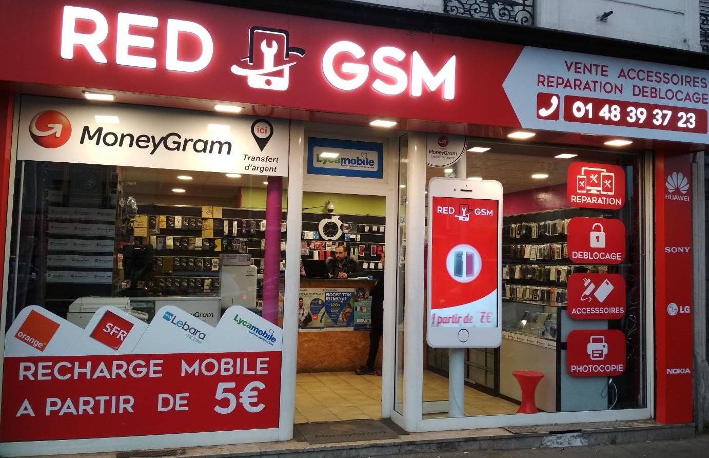 """TECH-GSM """"RED GSM"""""""