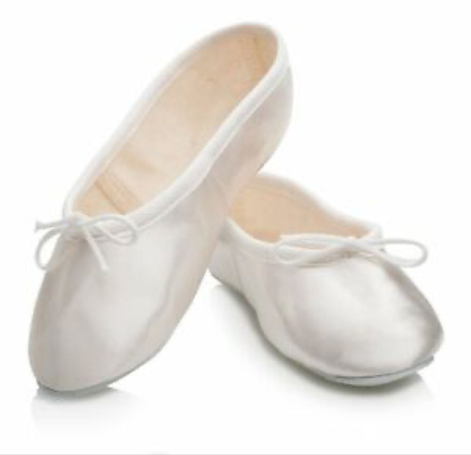 Bridesmaid Shoe/Ivory Satin