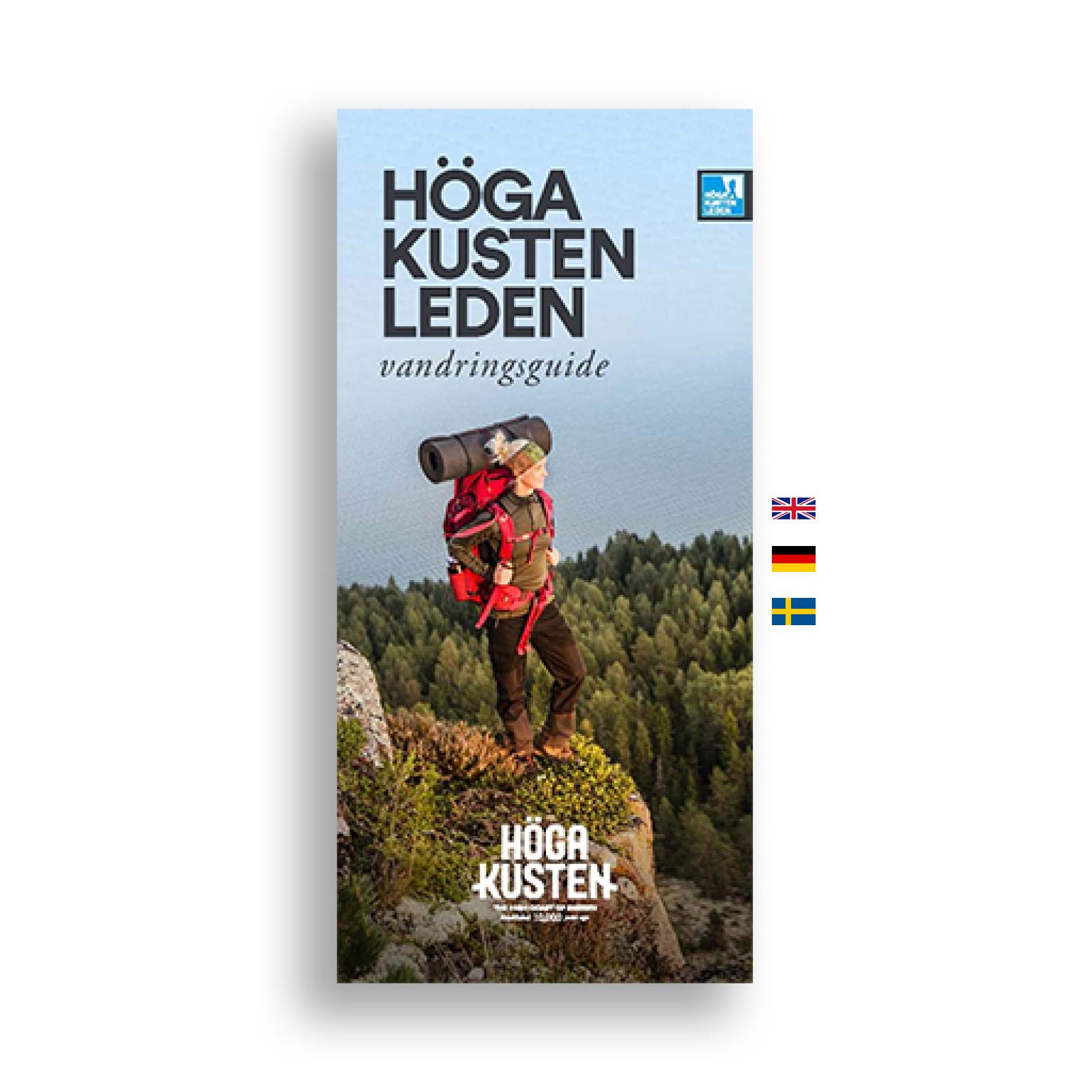 Höga Kusten-leden vandringsguide
