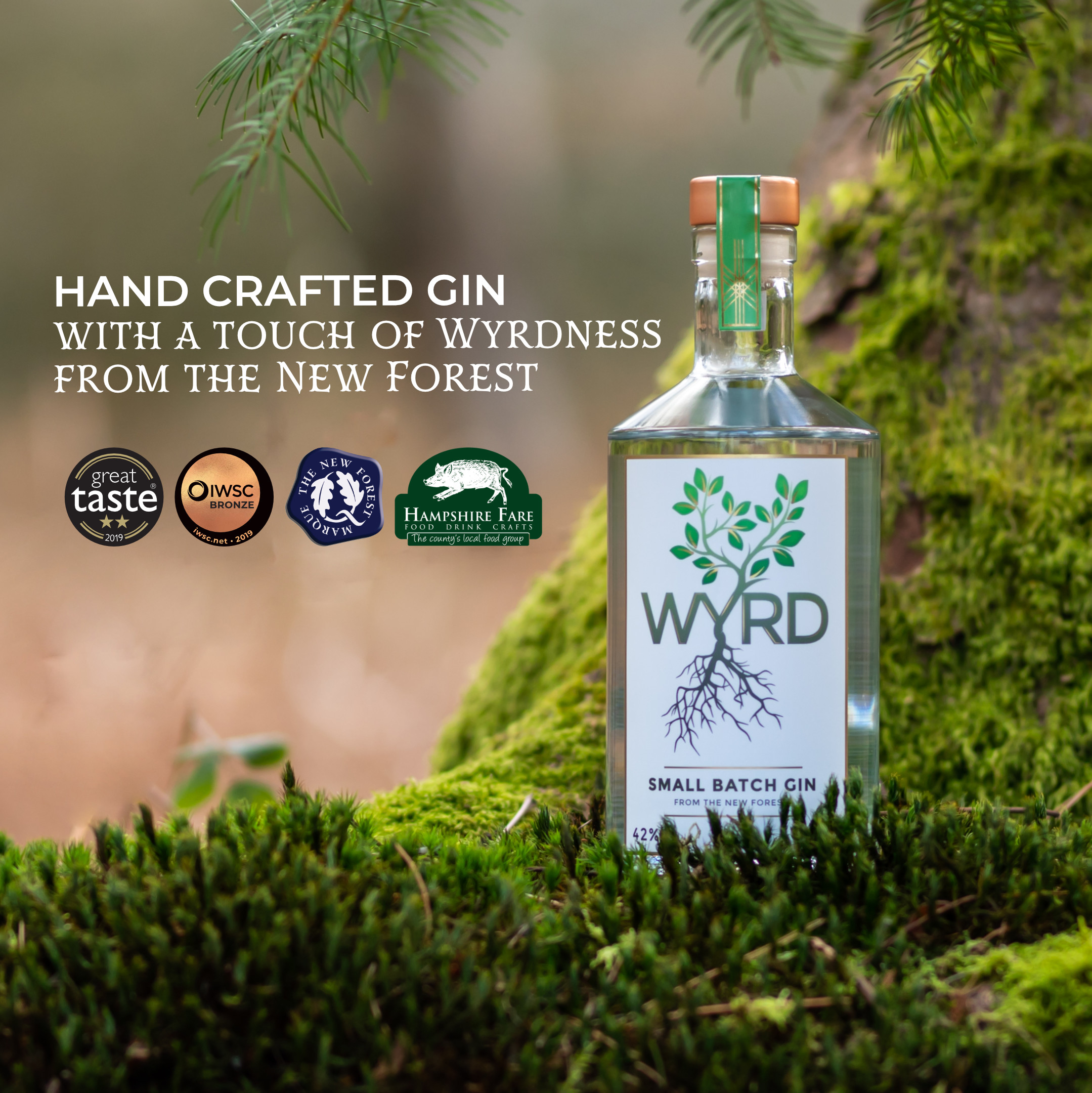 New Forest Spirits Ltd