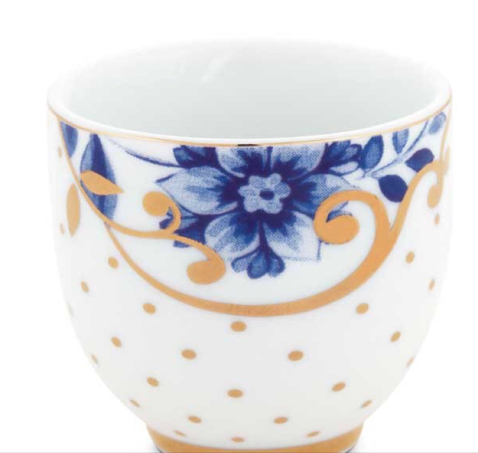 Pip studio egg cup royal white