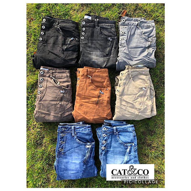 Jeans bruna