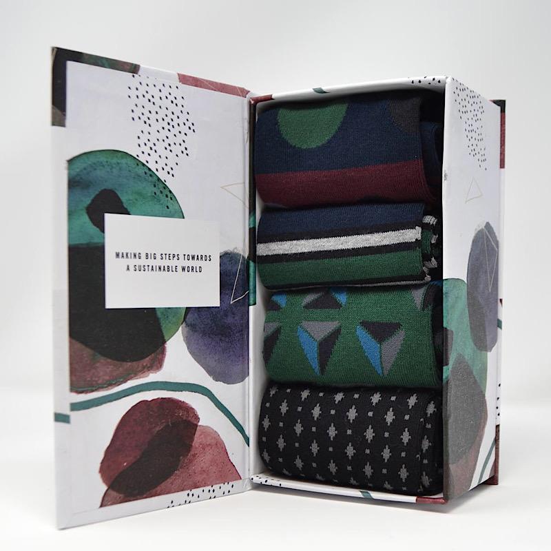Presentbox bambustrumpor