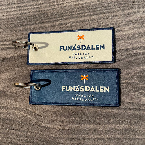 Nyckelring Funäsdalen