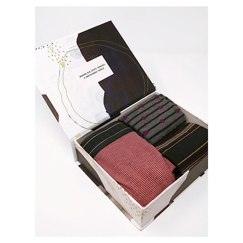 Presentbox strumpor & boxer