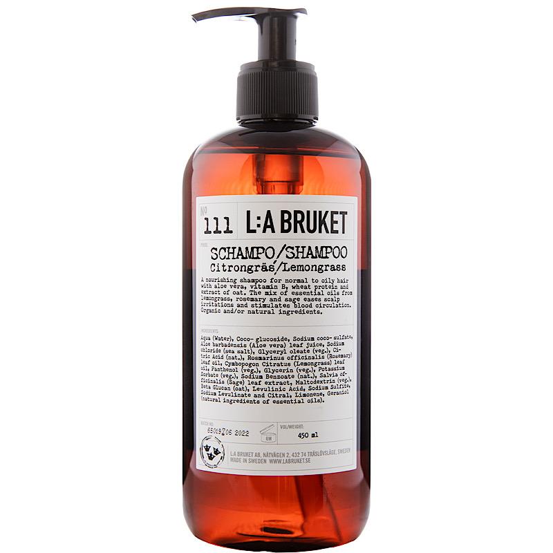 L:A Bruket Schampo 450 ml