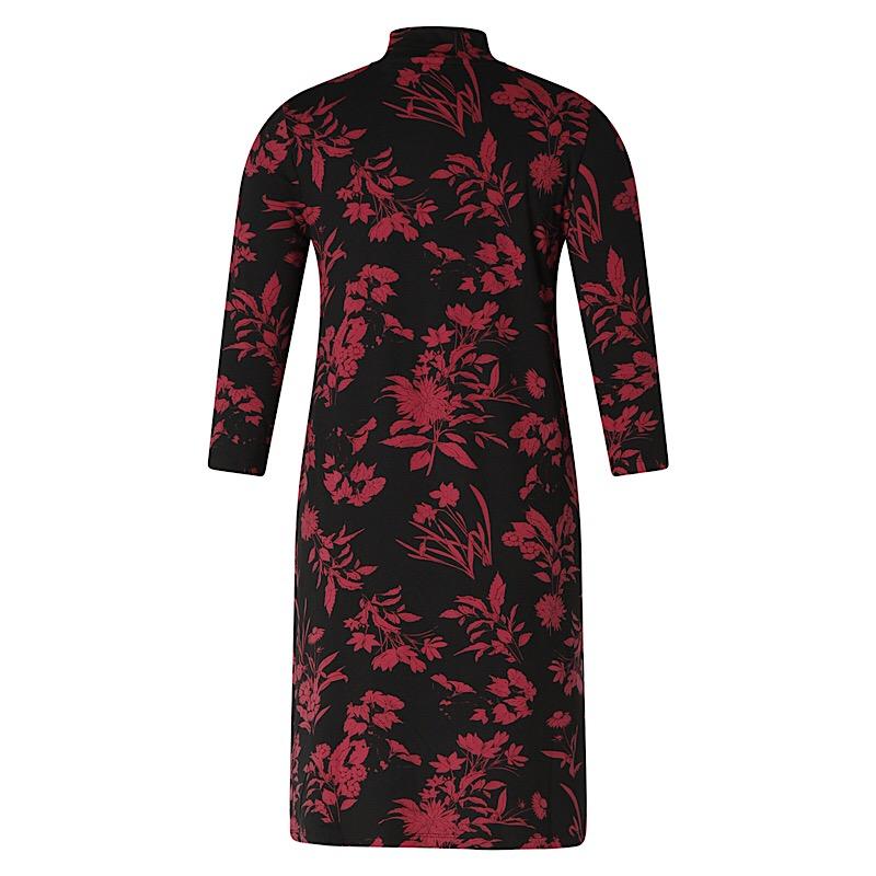 Knälång klänning Yest