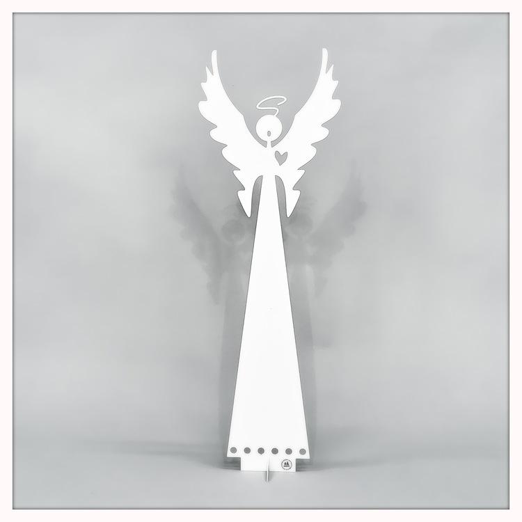 Ängel i plåt