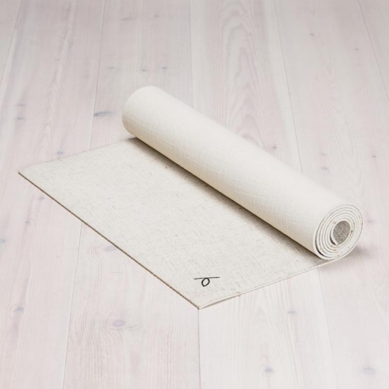 Yogamatta organic 4 mm