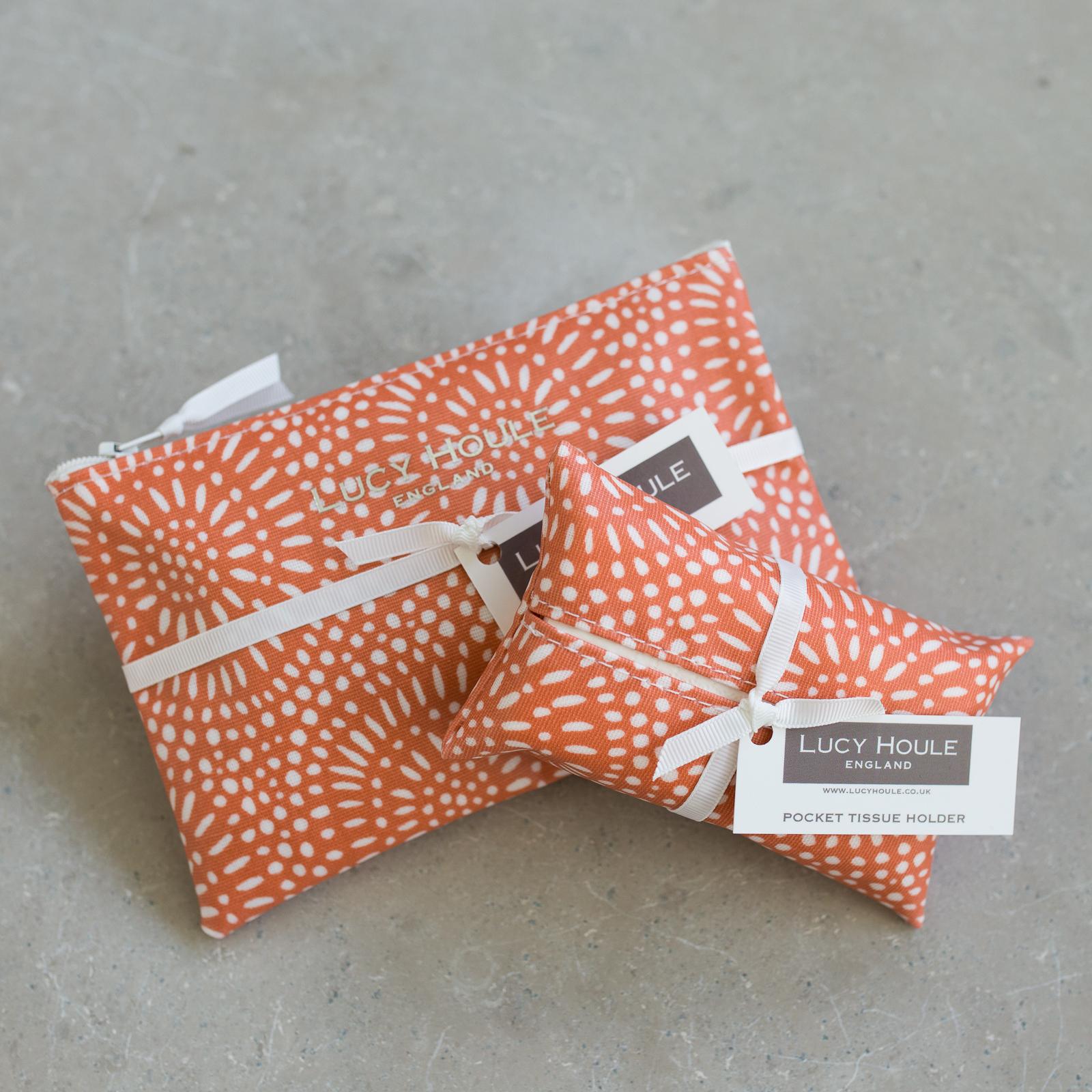 Amber Sunburst Handbag Set white Zip