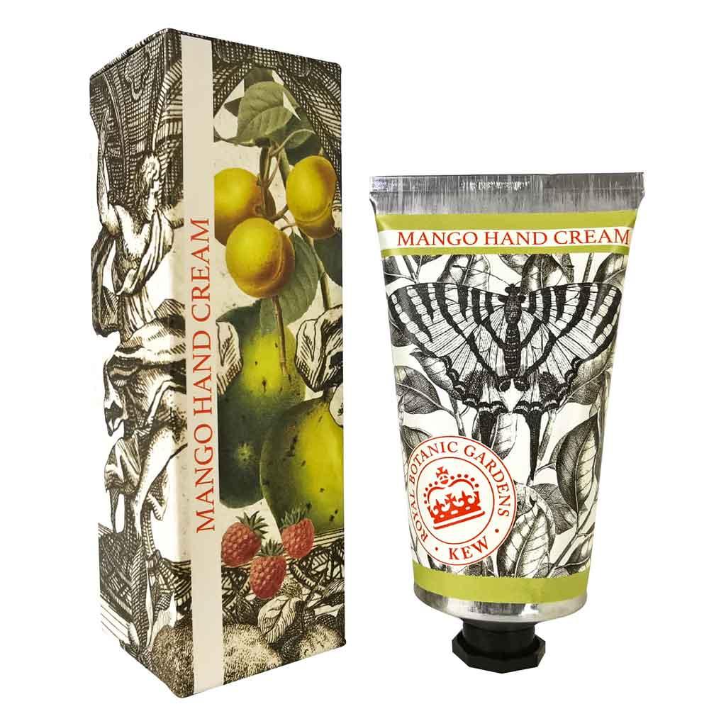 Kew Gardens Mango Hand Cream
