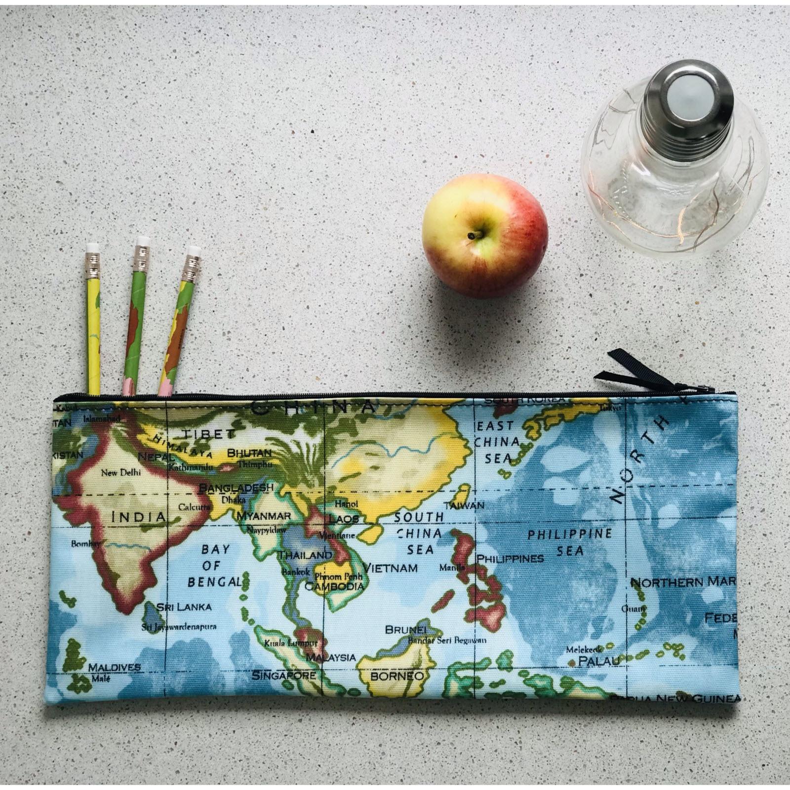 China Long Pencil Case