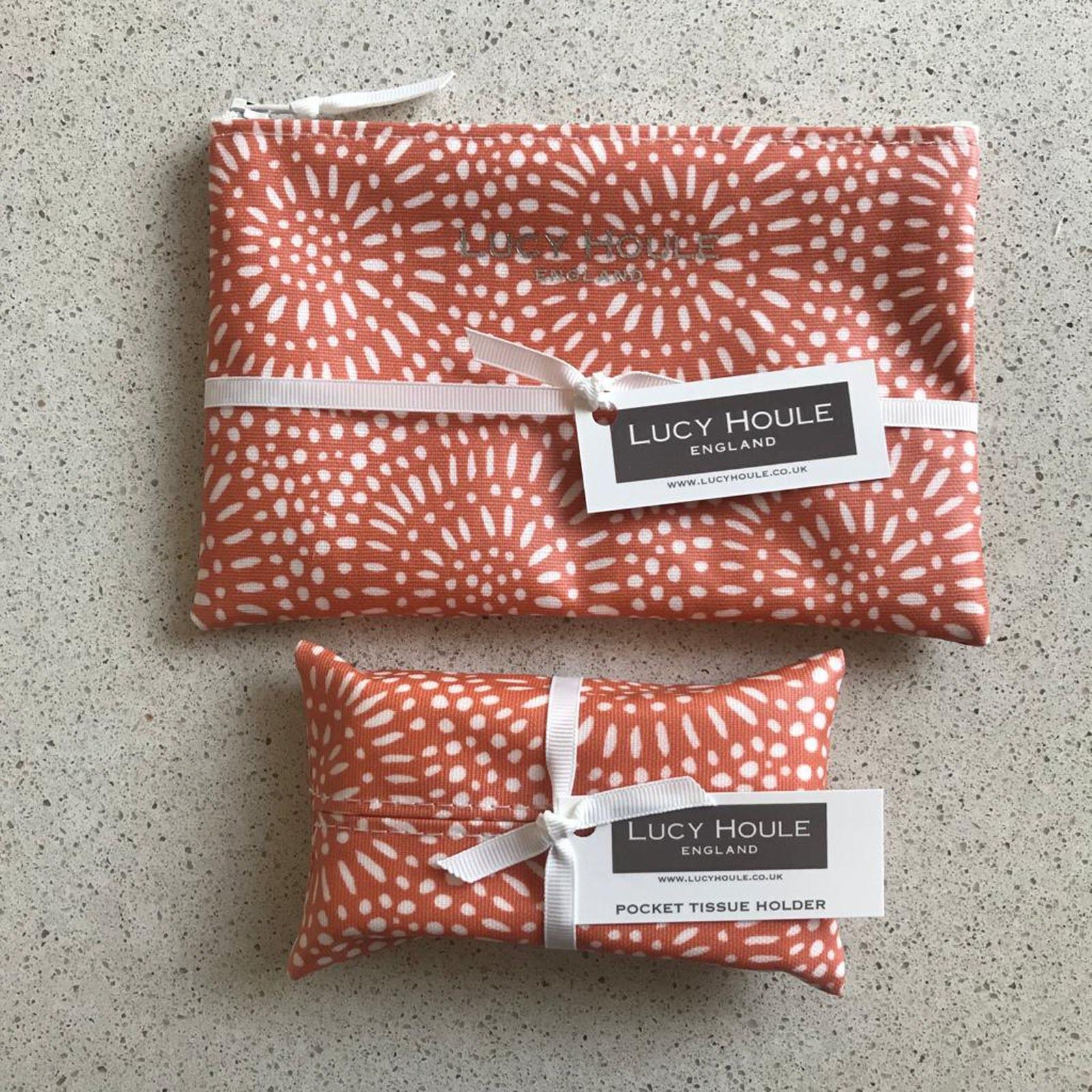 Amber Sunburst Handbag Set