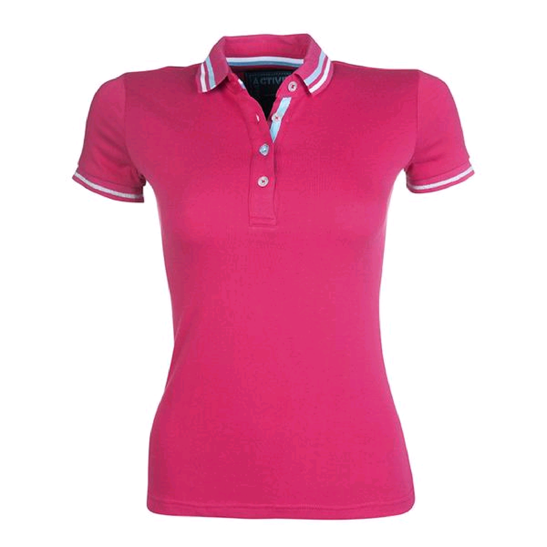 HKM Pro Team Pink/Blue T-Shirt