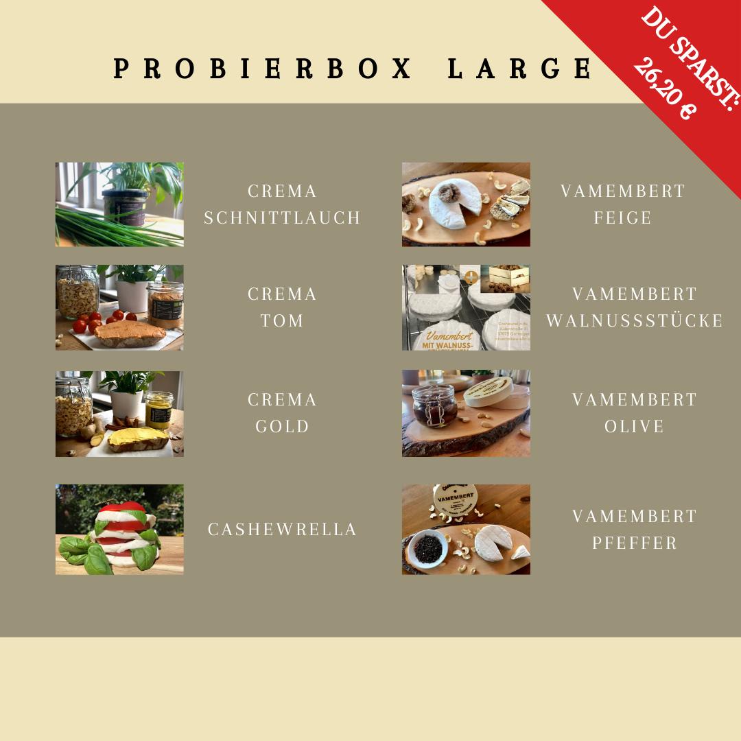 Probierbox Large