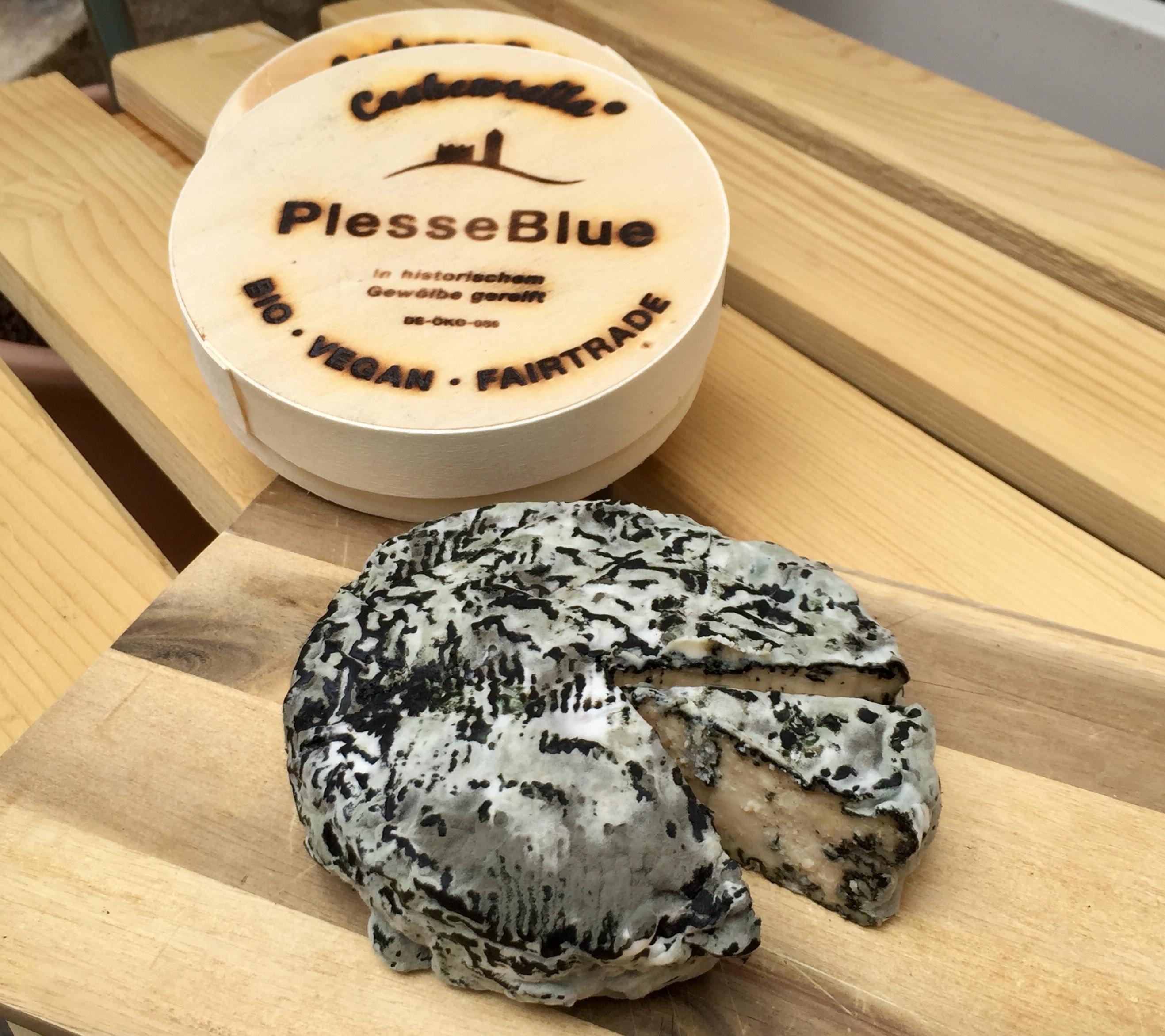 PlesseBlue [BIO]+[VEGAN]