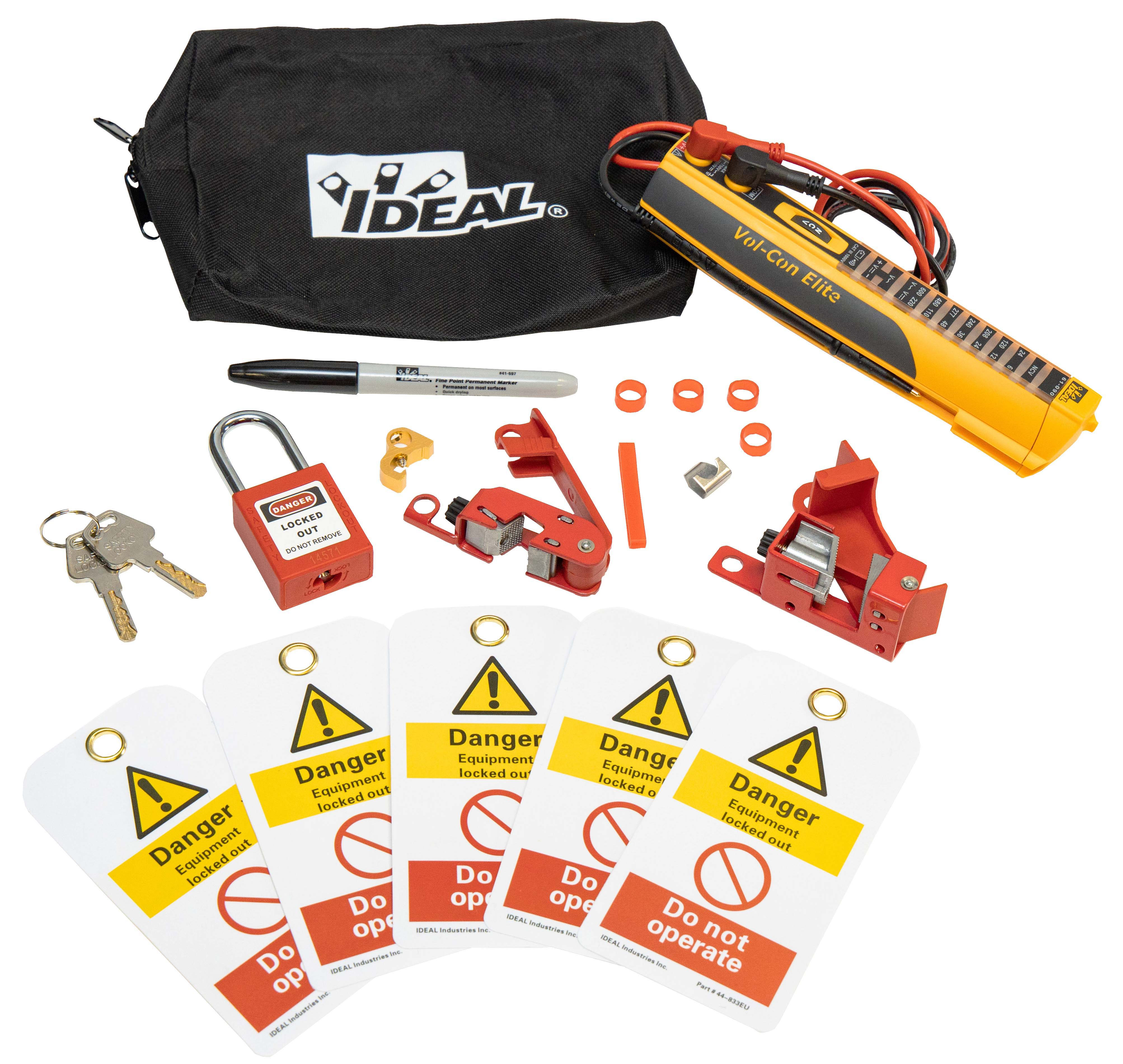 APPRENTICE LOCK OUT & TEST KIT  44-986