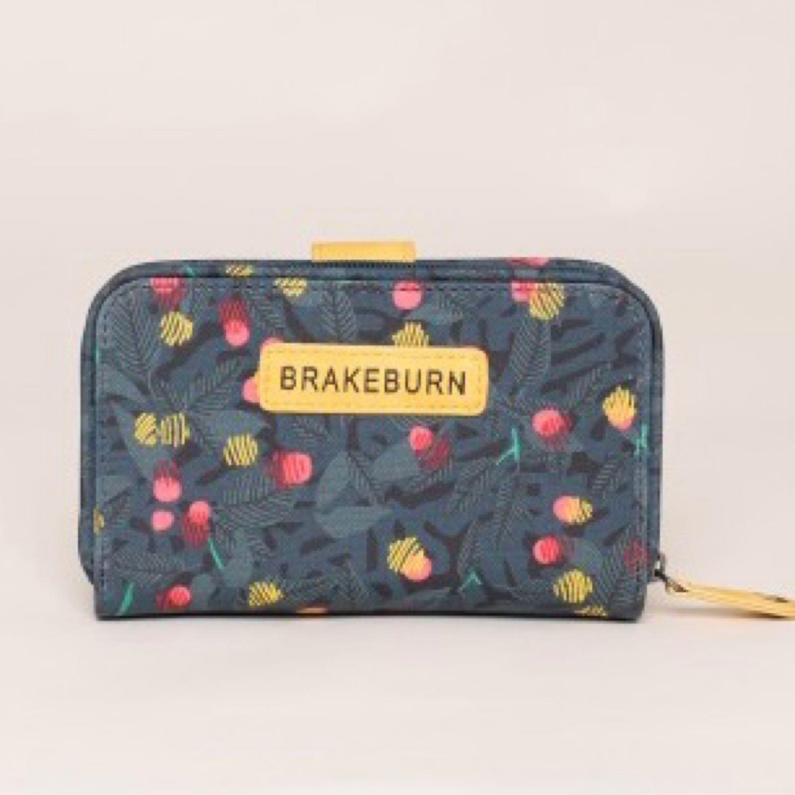 Brakeburn Summer Berry Wallet
