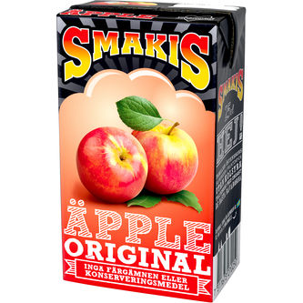 Smakis Äpple 25 cl