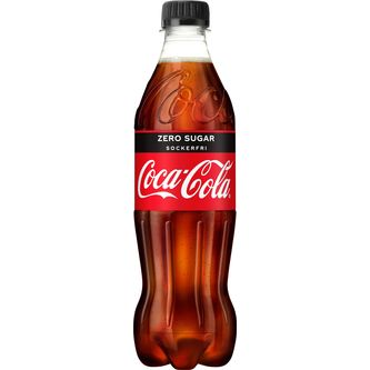 Coca-Cola Zero 50 cl PET