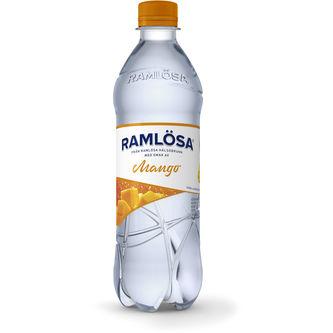 Ramlös Mango kolsyrat vatten 50 cl PET