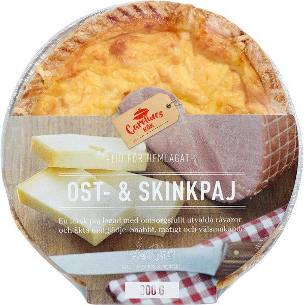Ost- & Skinkpaj