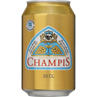 Champis 33 cl burk