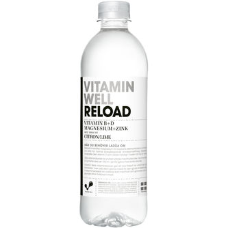 Vitamin Well Reload 50 cl PET