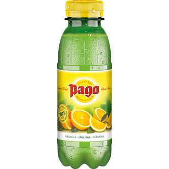 Pago Apelsinjuice 33 cl
