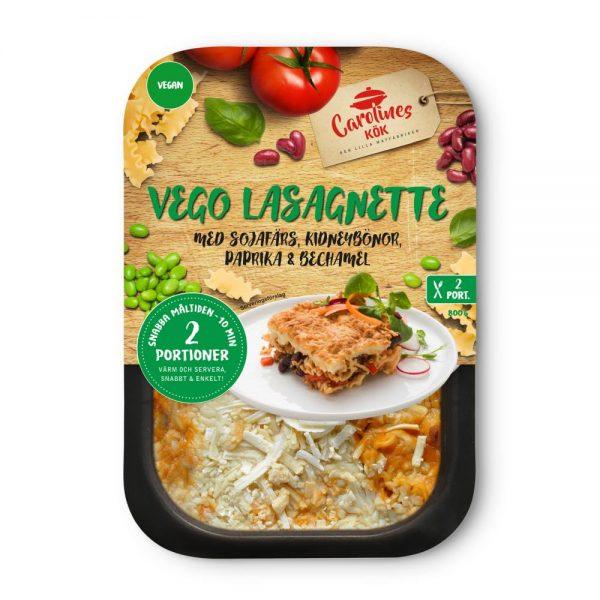 Vego Lasagnette/VEGAN