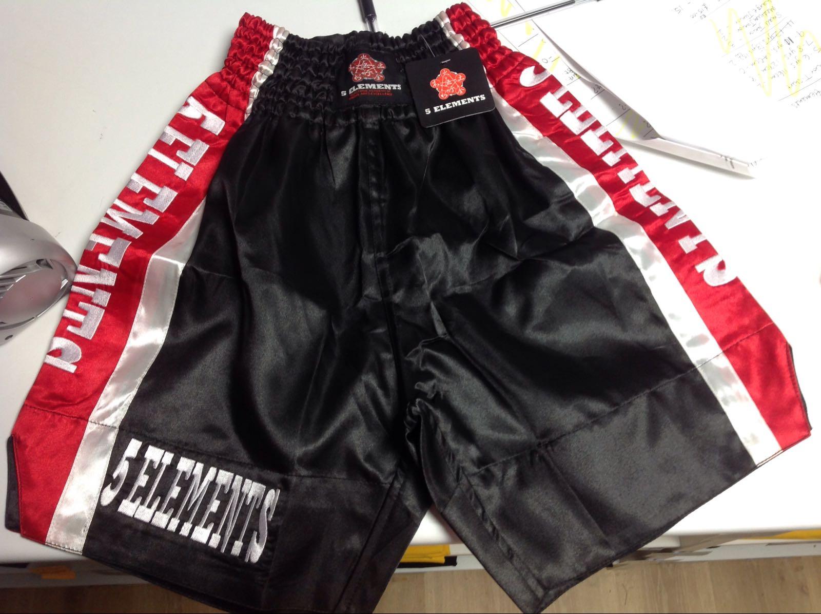 Adult Muay Thai Uniform Shorts