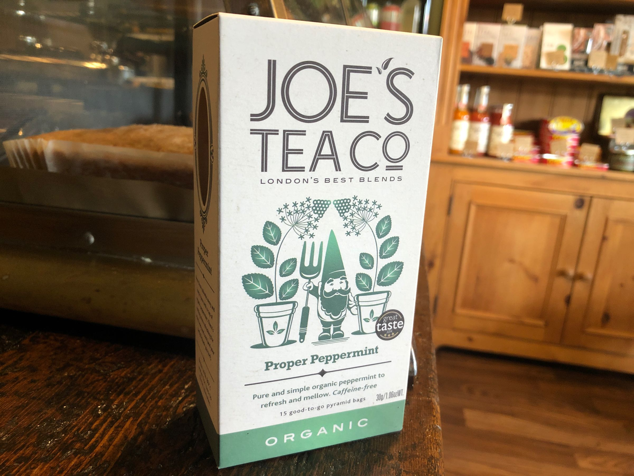 Joe's Tea Co. Proper Peppermint - Organic