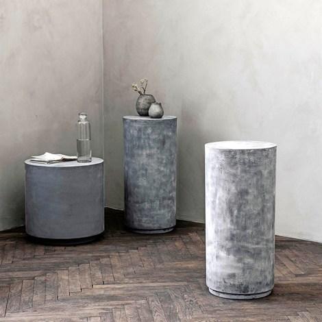 Pidestall i betong