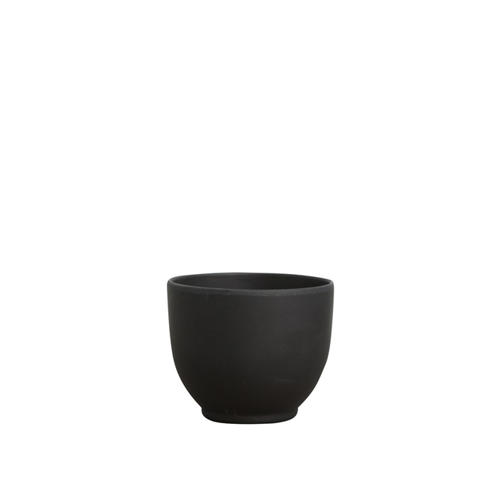 Saigon kaffekopp, sort