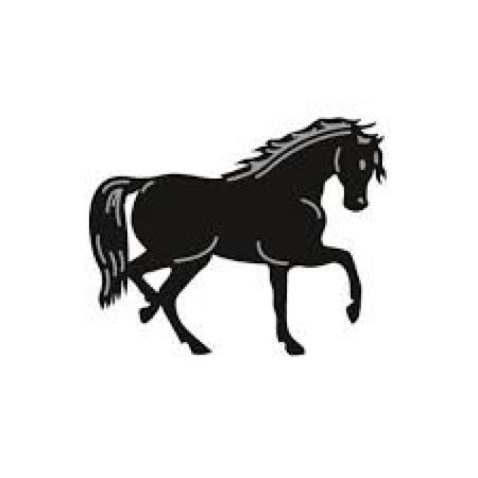 Marianne design hest