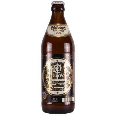 Augustiner Edelstoff Exportbier Helles Lager 5.6% 500ml