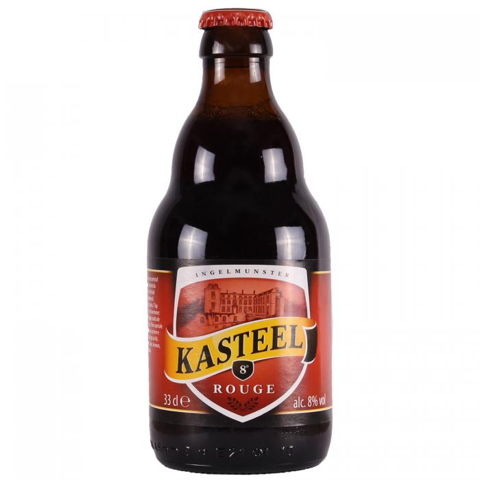 Kasteel Rouge - Cherry Ale 8% 330ml